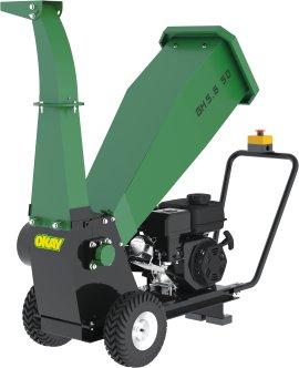 OKAY Benzin-Gartenhäcksler GH5,6-50