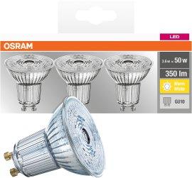 OSRAM LED-Reflektor 4,3 W 3er-Packung