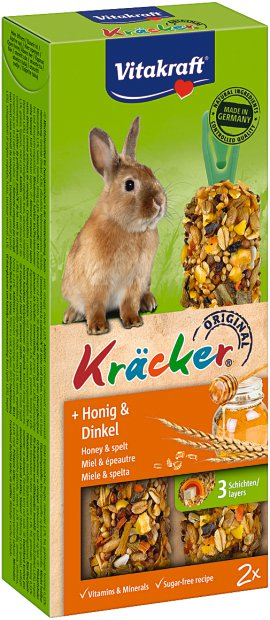 VITAKRAFT Kräcker Zwergkaninchen 2 Stk.