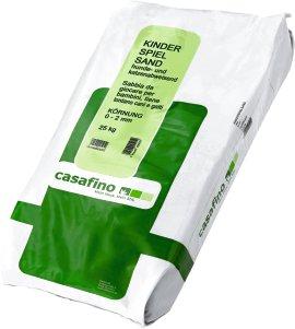 casafino Kinderspielsand hunde- und katzenabweisend 25 kg