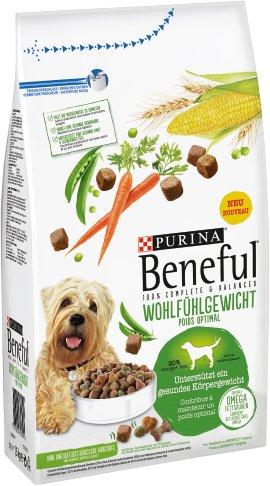BENEFUL Hundenahrung Wohlfühlgewicht