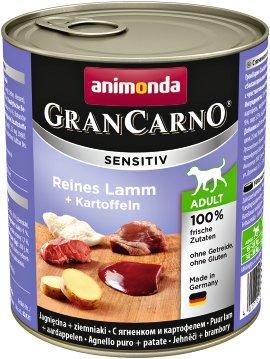 ANIMONDA GranCarno Sensitiv Lamm+Kartoffel
