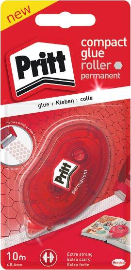 PRITT Kleberoller Compact permanent