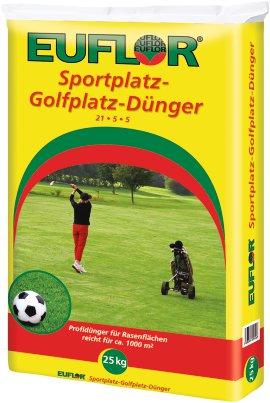 EUFLOR Sport- und Golfplatzdünger 25 kg