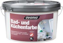 AVANIA Bad- und Küchenfarbe 5 l