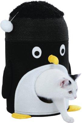 Katzenhöhle Pingu