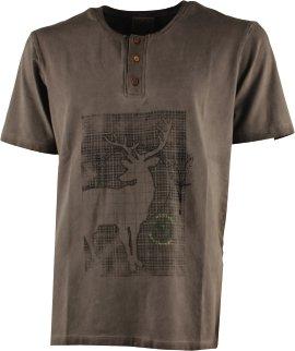 Wild & Wald T-Shirt Herren Yumus