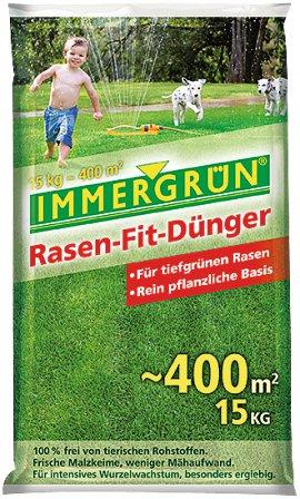 IMMERGRÜN Rasen-Fit-Dünger 15 kg