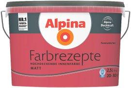 ALPINA Farbrezepte Flammendes Herz 2,5 l