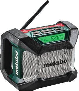 METABO Akku-Baustellenradio R 12-18 BT