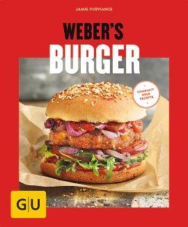 WEBER Grillbuch Weber´s Burger