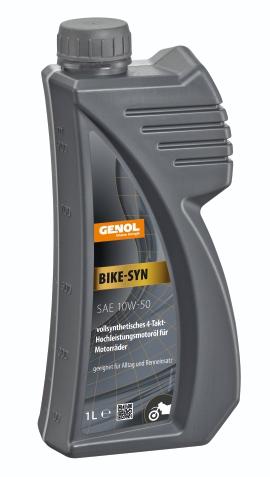 GENOL Bike-Syn 10W-50, Motoröl
