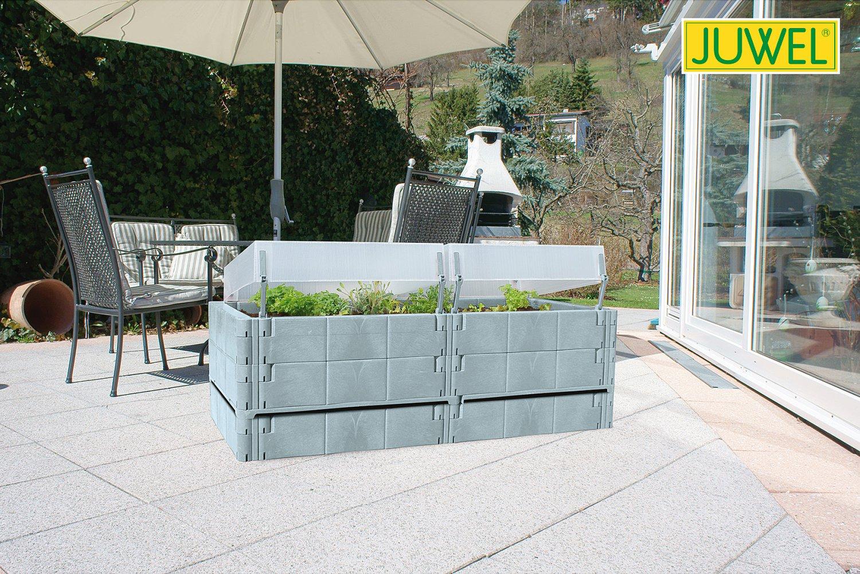 Juwel Balkon Und Terrassen Hochbeet Terracotta Lagerhaus