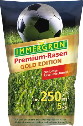 IMMERGRÜN Rasensamen Premium Gold 5 kg