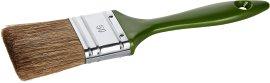 WESTEX Flachpinsel Kunststoffstiel grün