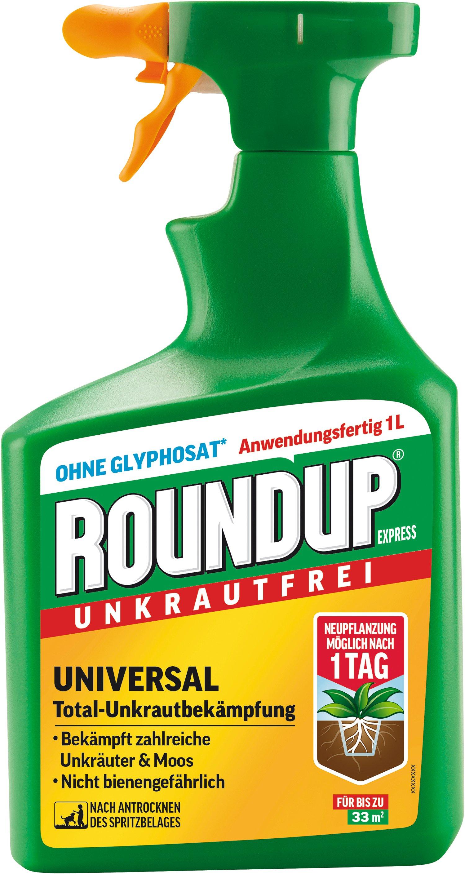 ROUNDUP Unkrautfrei Spezialspray | Lagerhaus