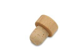 GK Holz mit Naturkork - 19x29 / 100 St