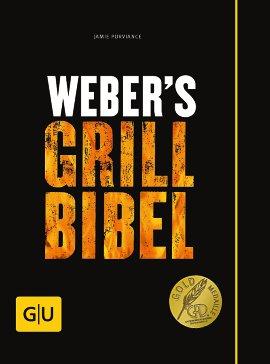 WEBER Grillbuch Weber's Grillbibel