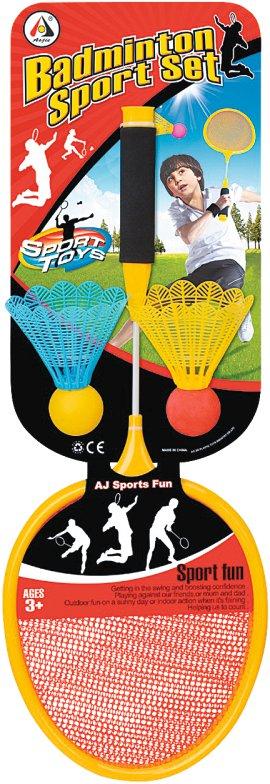 Badminton-Set Family 4-tlg.