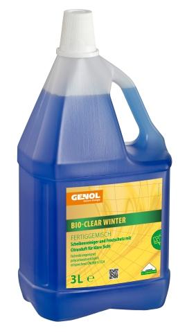GENOL Bio-Clear Winter, Scheibenreiniger Fertiggemisch