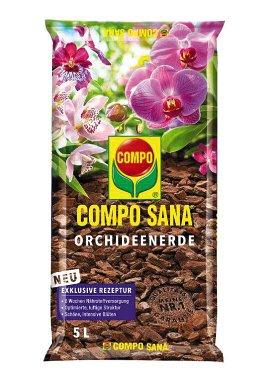 COMPO SANA Orchideenerde, 5 l
