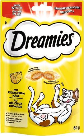 DREAMIES mit Käse 60 g