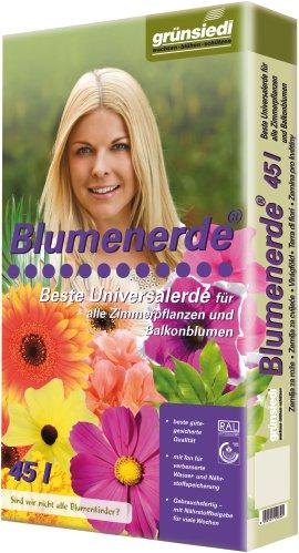 GRÜNSIEDL Blumenerde