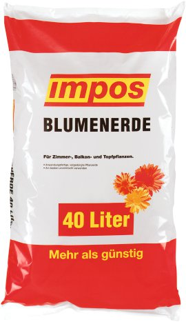 IMPOS Blumenerde 40 l