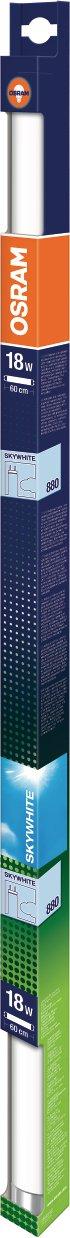 OSRAM Leuchtstofflampe Lumilux T8 Sky-White