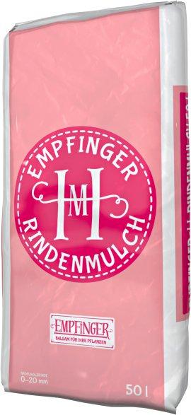 EMPFINGER Rindenmulch fein 50 l