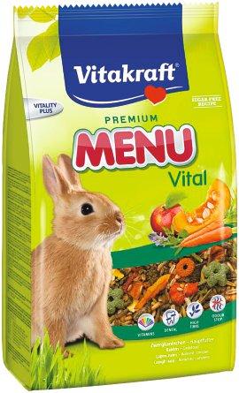 VITAKRAFT Premium Menü Vital Zwergkaninchen