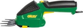 OKAY Akku-Grasschere GS 8018