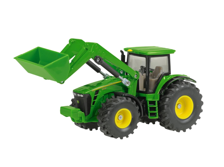 traktor 8430 mit frontlader lagerhaus. Black Bedroom Furniture Sets. Home Design Ideas