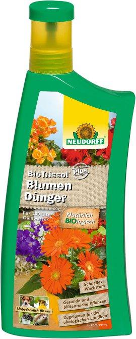 NEUDORFF Blumendünger BioTrissol Plus 1 l