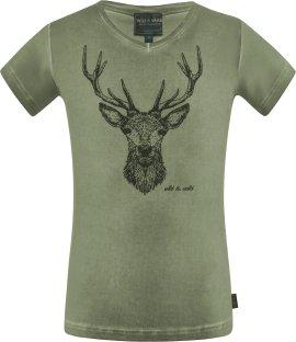 Wild & Wald Kinder T-Shirt Pauli