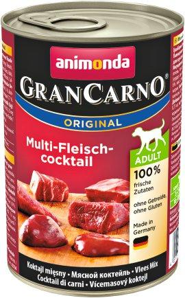 ANIMONDA Hundenahrung GranCarno Adult Multifleischcocktail