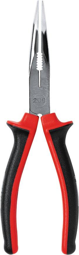 TEKIT VDE-Flachrundzange 200mm