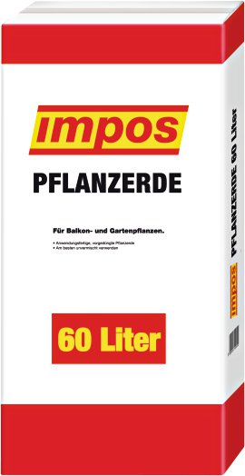 IMPOS Pflanzerde 60 l