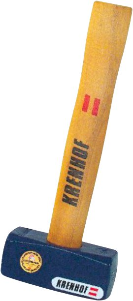 KRENHOF Handfäustl mit Stiel 1,25 kg