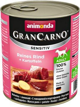 ANIMONDA GranCarno Sensitiv Rind+Kartoffeln