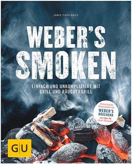 WEBER Grillbuch Weber's Smoken