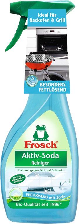 FROSCH Aktiv-Soda-Reiniger 500 ml