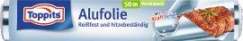 TOPPITS Aluminium-Folie 50 m