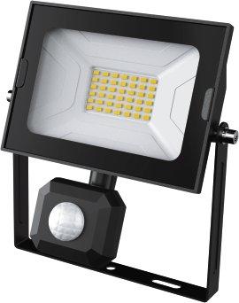 IMPOS LED-Wandstrahler mit Sensor 30 W