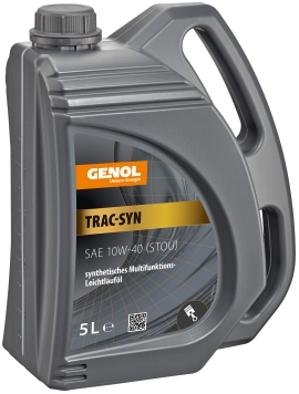 GENOL Trac-Syn 10W-40 5L, Universalöl