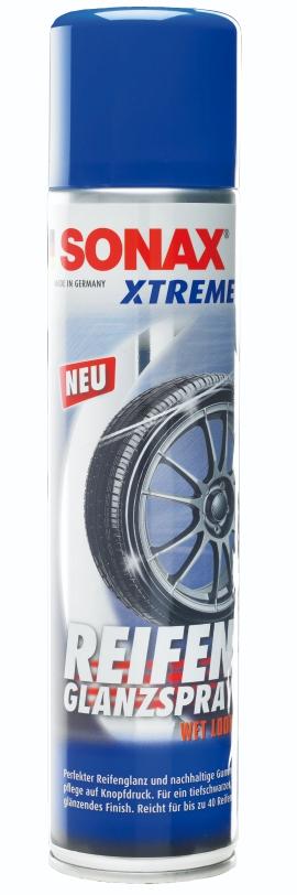 SONAX Xtreme Reifenglanzspray