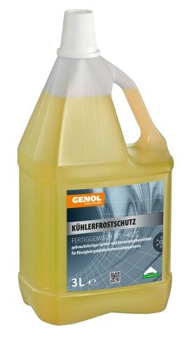 GENOL Kühlerfrostschutz 3L, Fertiggemisch