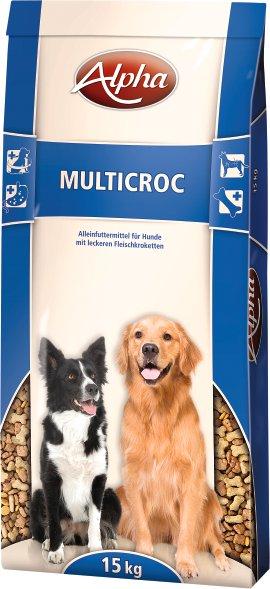 ALPHA Multicroc Kroketten 15 kg