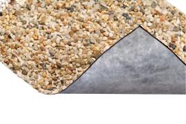Steinfolie sand 0,5 mm