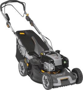 STIGA Benzin-Rasenmäher Twinclip 50 SVEQ B